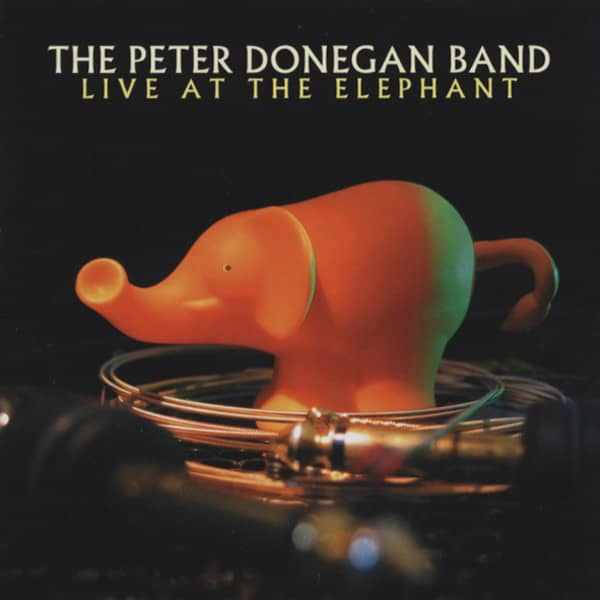 Donegan Band, Peter Live At The Elephant