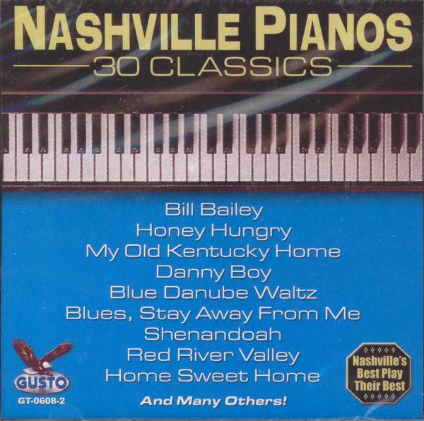 Nashville Pianos 30 Classics