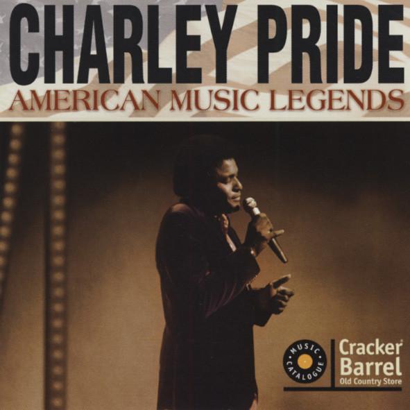 Pride, Charley American Music Legends - Cracker Barrel Excl.