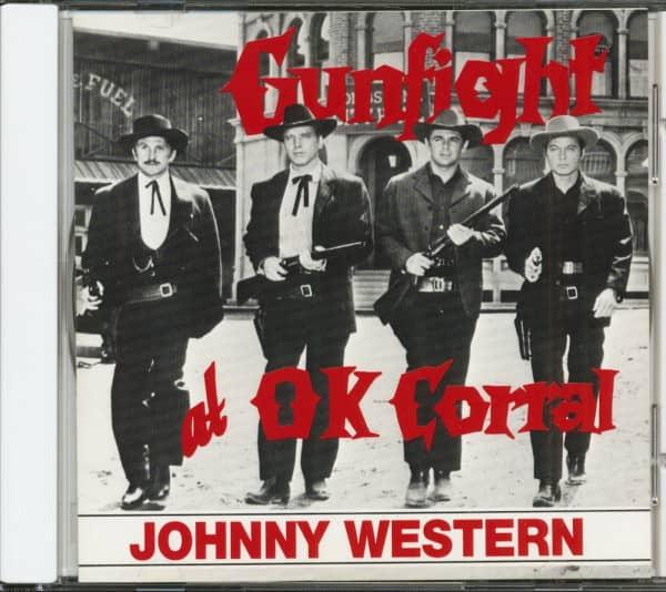 Gunfight At O.K. Corral (CD)
