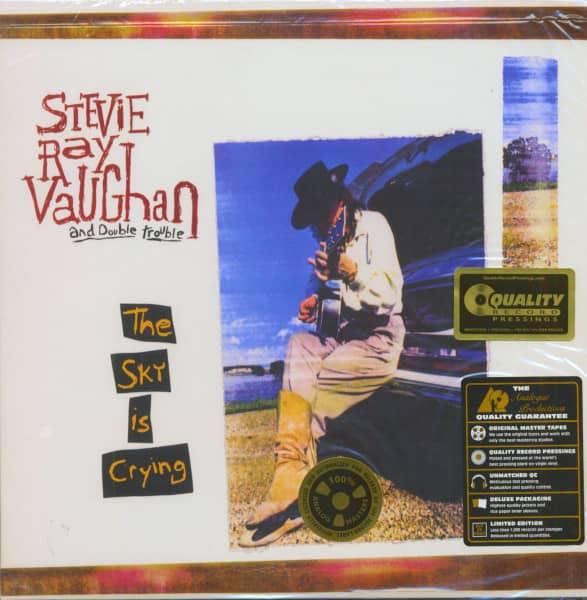 The Sky Is Crying (2-LP, 200g Vinyl, 45rpm, Ltd.)