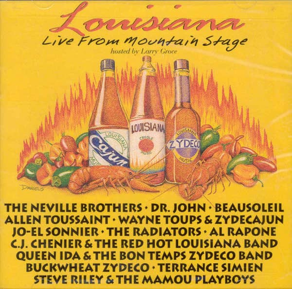 Va Louisianna - Live From Mountain Stage