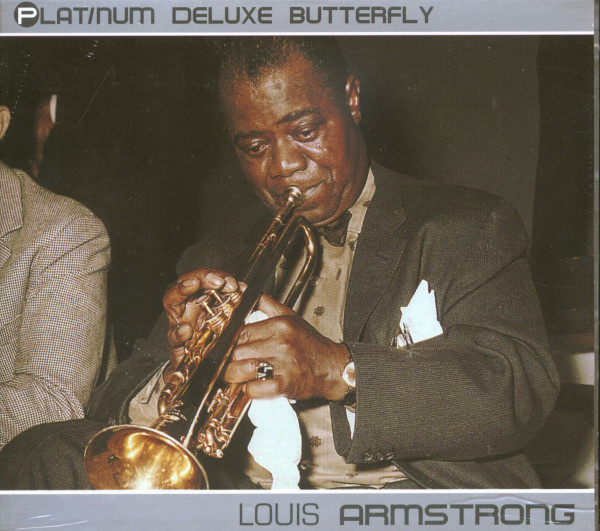 Platinum Deluxe - Louis Armstrong (CD)