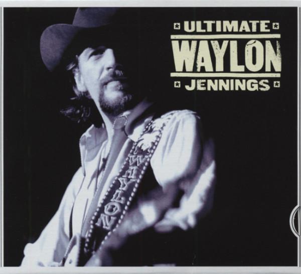 Jennings, Waylon Ultimate Waylon Jennings (2008) US Ecopac