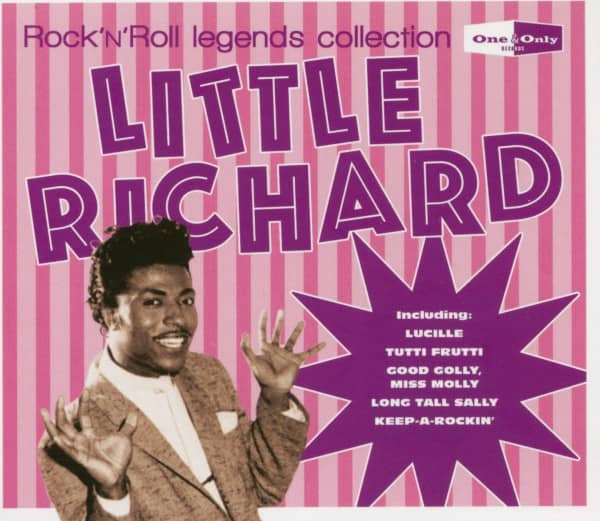 Rock & Roll Legends Collection (CD)