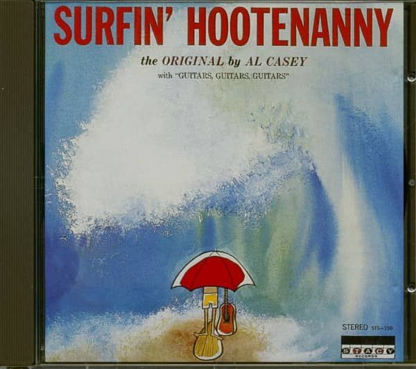 Surfin' Hootenanny (CD)
