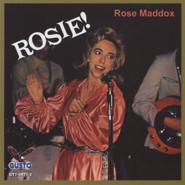 Maddox, Rose Rosie!