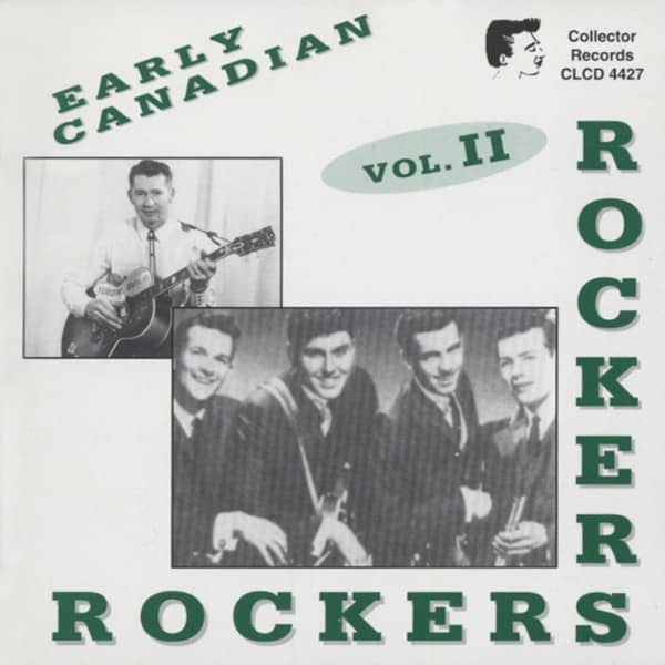 Vol.2, Early Canadian Rockers