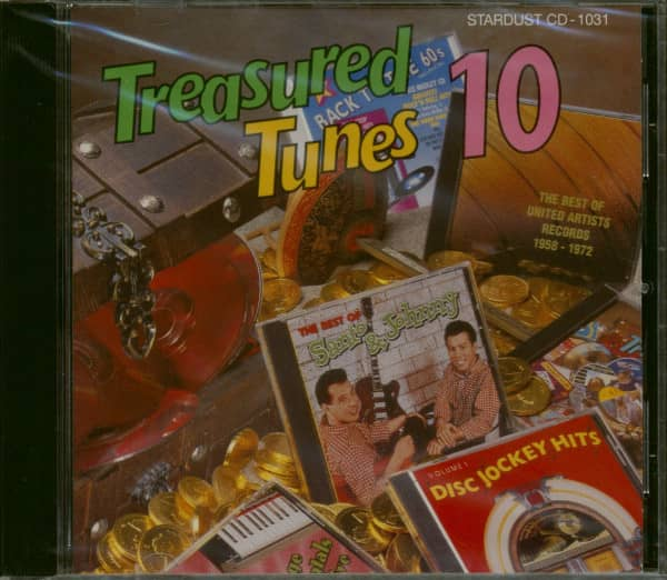 Treasured Tunes Vol.10