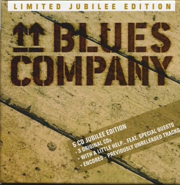 Limited Jubilee Edition (5-CD, Limited, Numbered)
