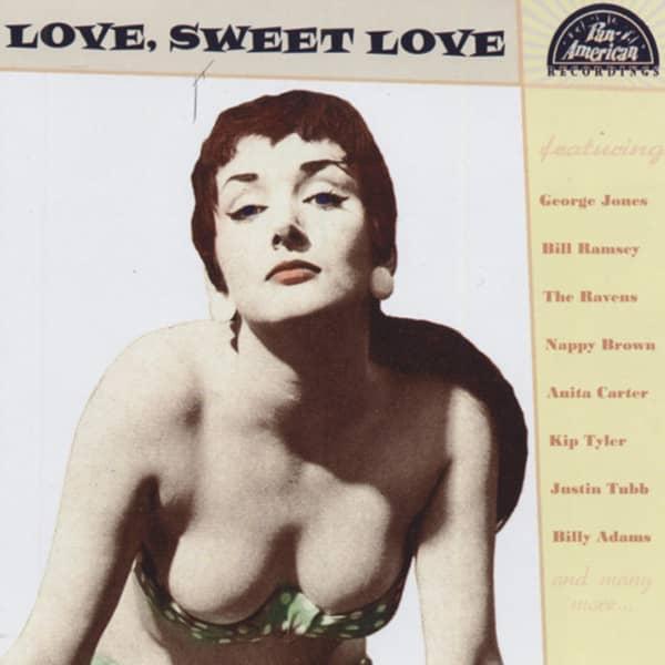 Love, Sweet Love (CD)