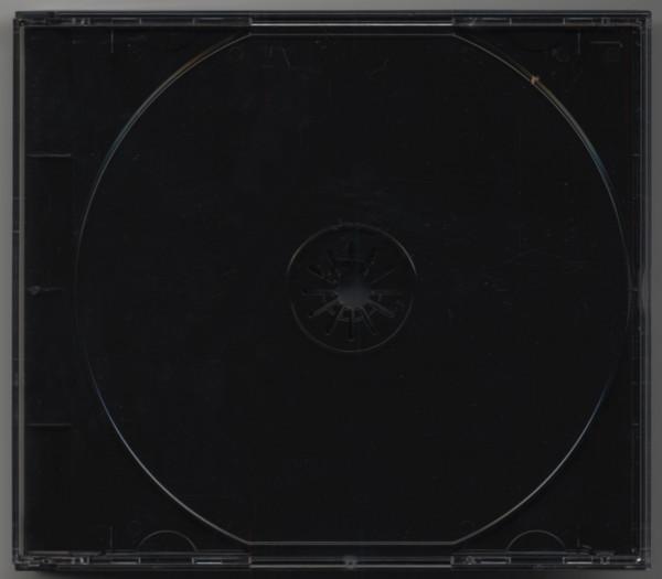 CD multipack avec noir tray pour 3 CDs