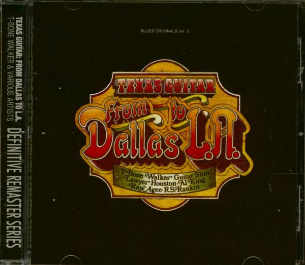 Va Texas Guitar: From Dallas To L.A.