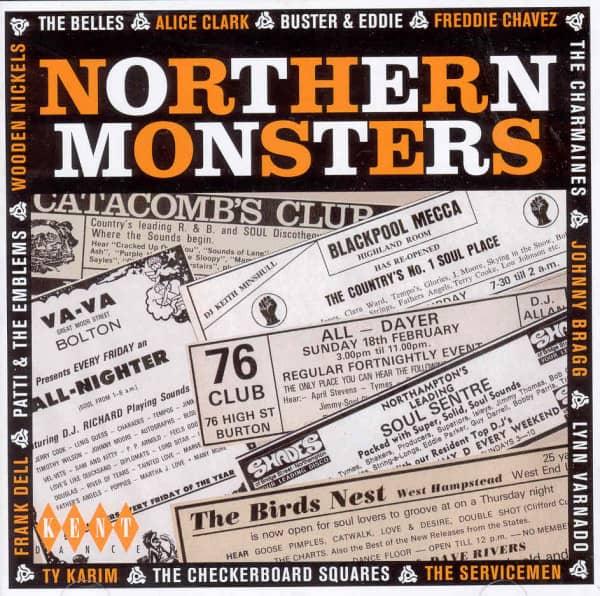 Va Northern Monsters