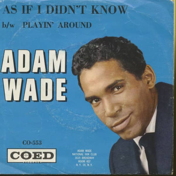 As If I Didn't Know - Playin' Around (7inch, 45rpm, PS)