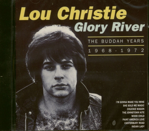 Glory River (CD)