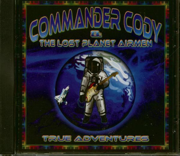 True Adventures (CD)