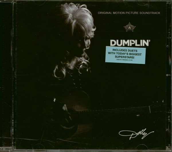 Dumplin' - Original Soundtrack (CD)