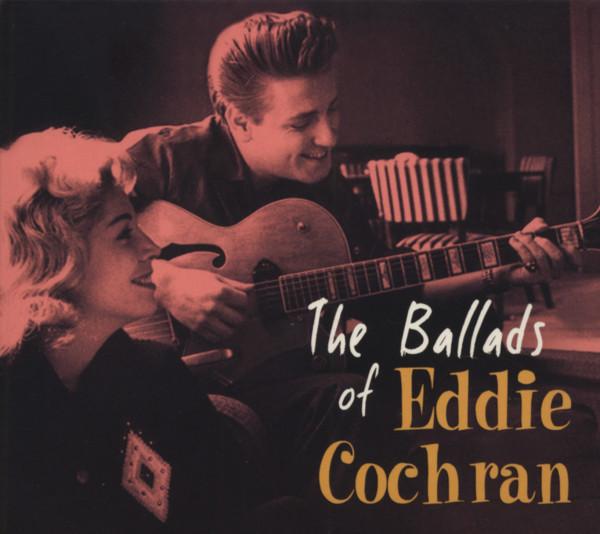 Cochran, Eddie The Ballads Of Eddie Cochran
