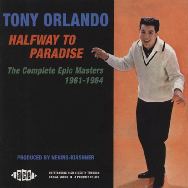Orlando, Tony Halfway To Paradise