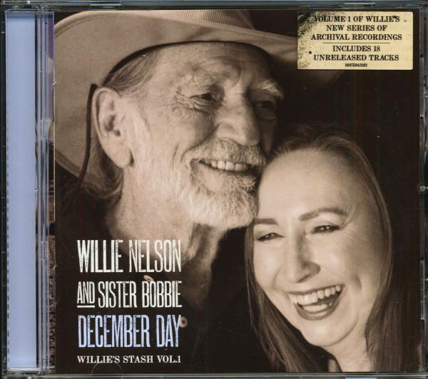 Willie Nelson Amp Bobbie Nelson Cd December Day Willie S