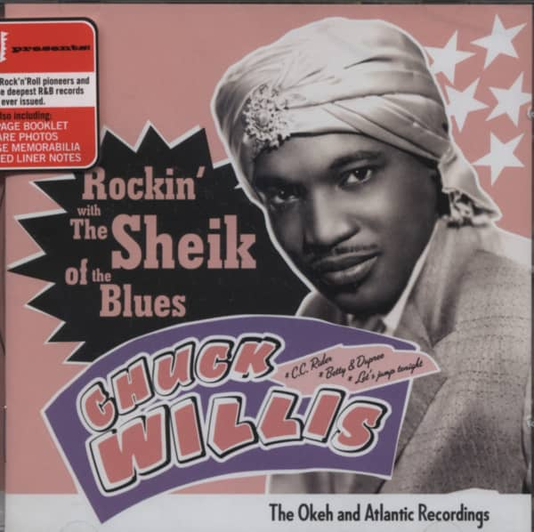Rockin' With The Sheik Of The Blues (CD)