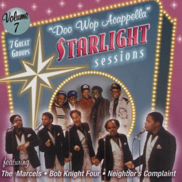 Va Vol.7, Doo Wop Acappella Starlight Sessions