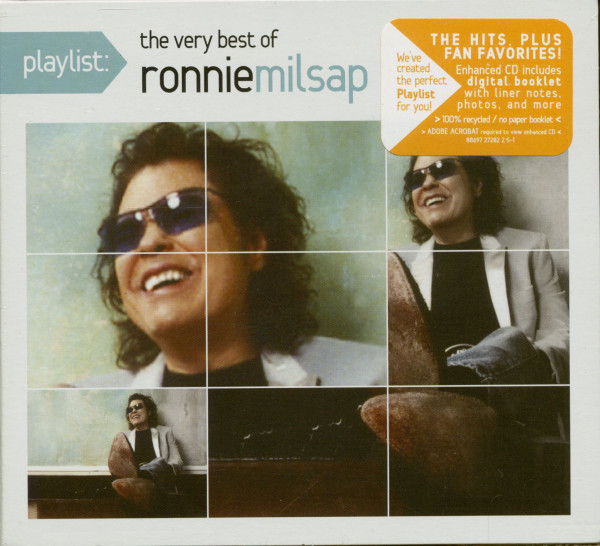Playlist - The Very Best Of Ronnie Milsap (CD)