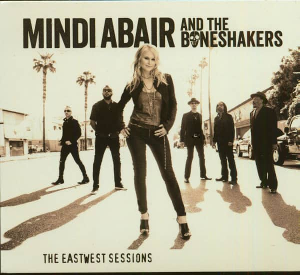 The Eastwest Sessions (CD)