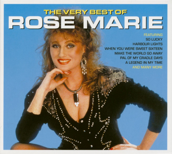 The Very Best Of Rose Marie (2-CD)
