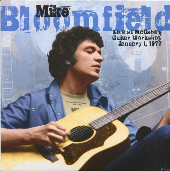 Live At McCabe's Guitar Workshop, January 1, 1977 (LP)
