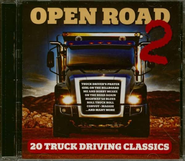 Open Road Vol.2 - 20 Truck Driving Classics (CD)