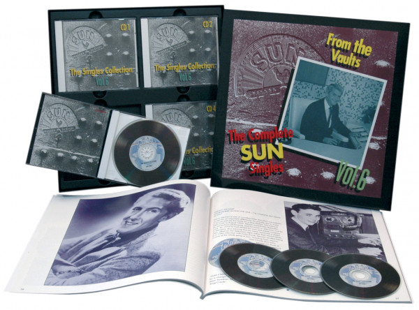 The Sun Singles Vol.6 (4-CD Deluxe Box Set)