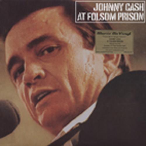 Cash, Johnny At Folsom Prison (1968) 2x180g Vinyl