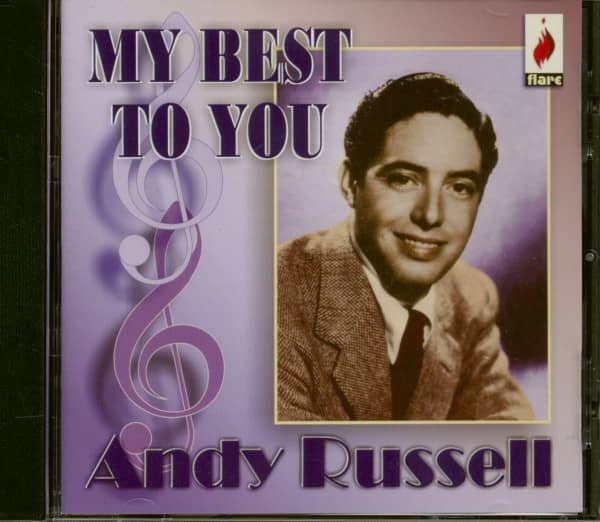 My Best To You (CD)