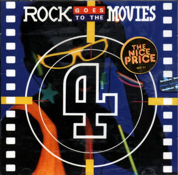 Vol.4, Rock Goes To The Movies