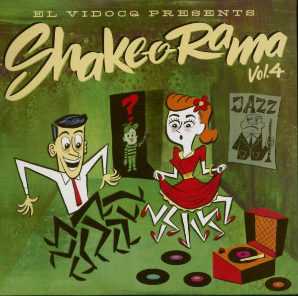 Shake-O-Rama Vol.4 (LP & CD)