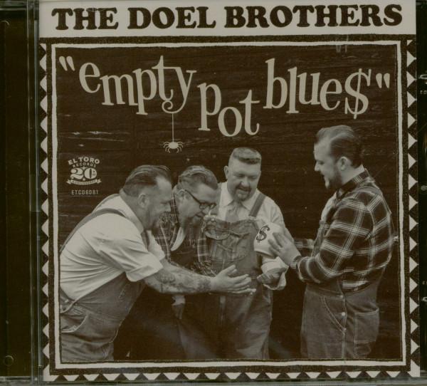 Empty Pot Blues (CD)