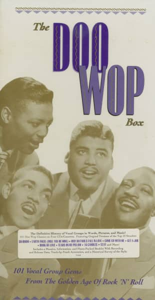 The Doo-Wop Box (4-CD)