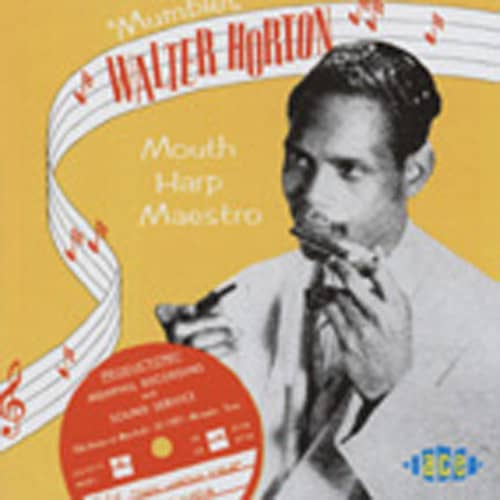 Horton, Walter Mouth Harp Maestro