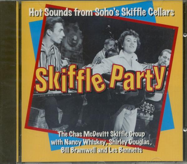 Skiffle Party (CD)