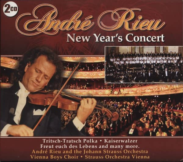 New Year's Concert (2-CD)