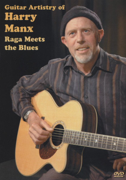 Guitar Artistery Of Harry Manx