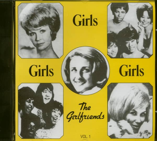 Girls, Girls, Girls Vol.1 (CD)