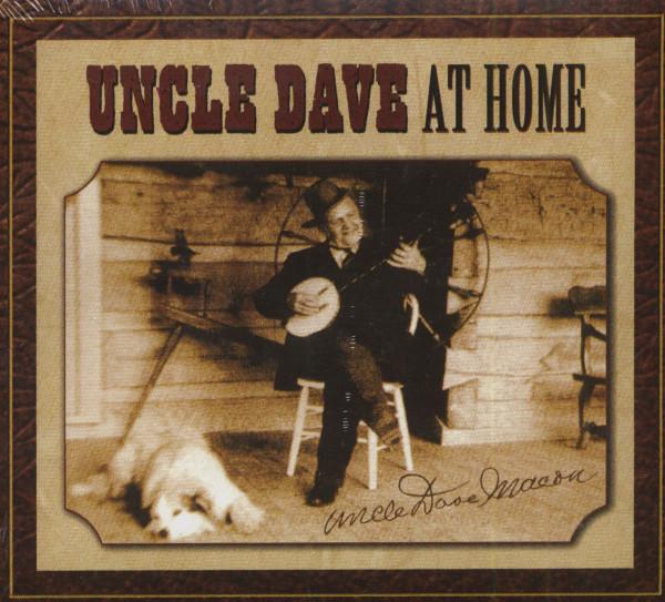 At Home (CD)