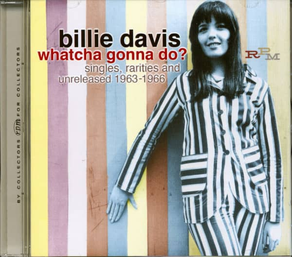 Whatcha Gonna Do (CD)