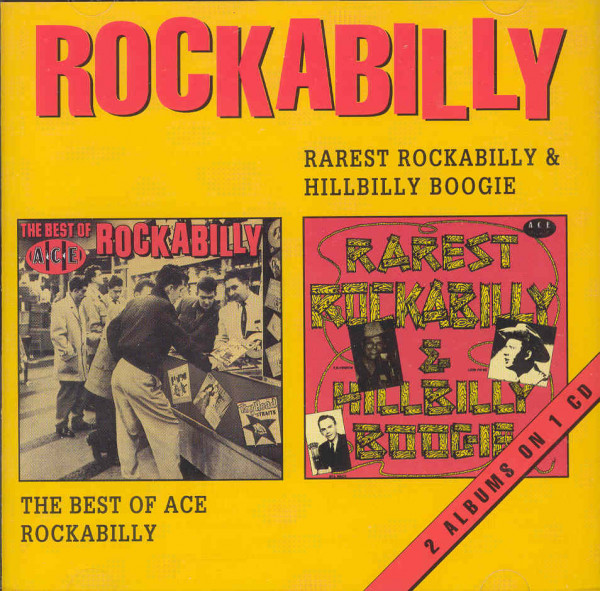 Rarest Rockabilly & Hillbilly