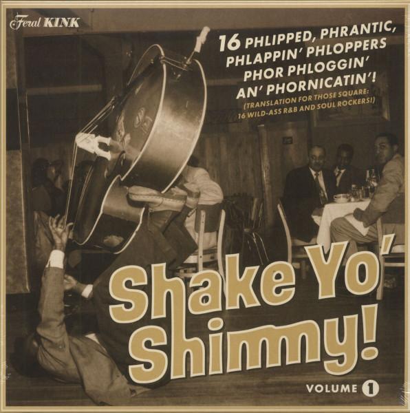 Shake Yo' Shimmy! Vol.1 (LP)