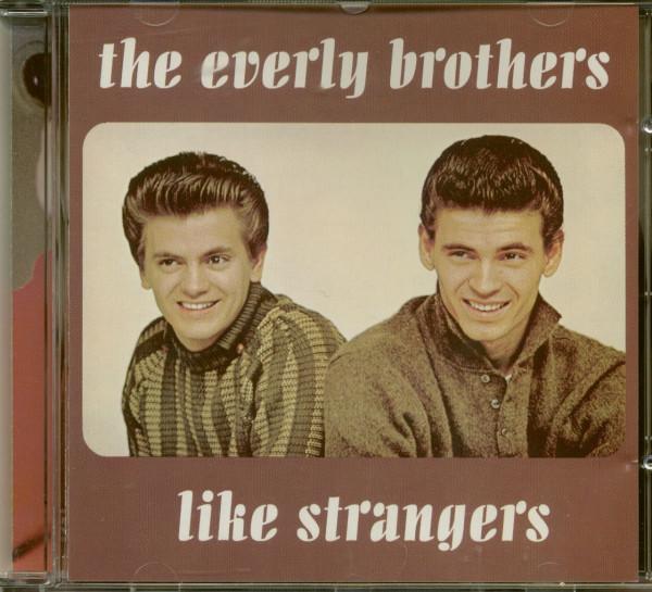 Like Strangers (CD)