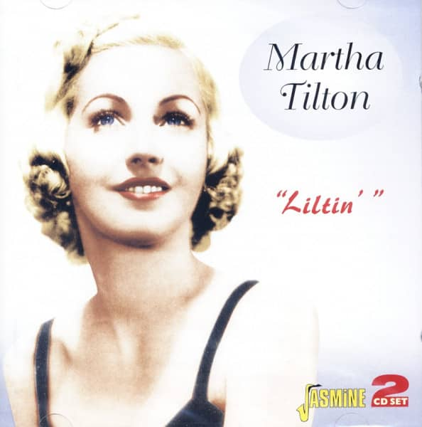 Tilton, Martha Liltin' 2-CD